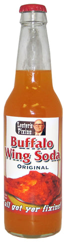 Buffalo Soda (Bottle)
