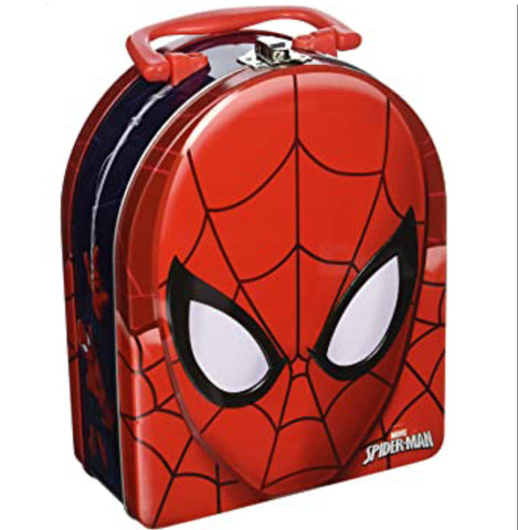 Spider-Man Face Lunchbox (Small)