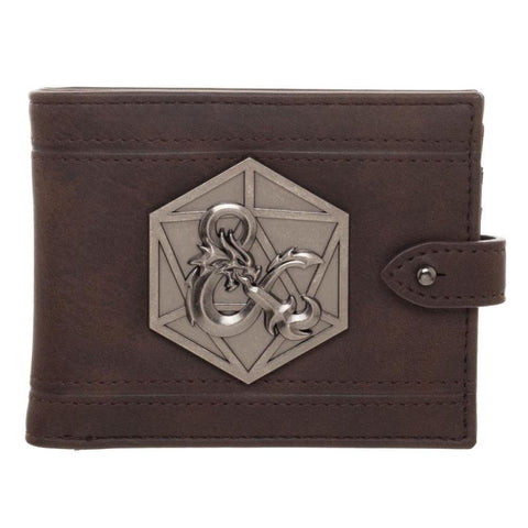Dungeons and Dragons Barbarian Wallet