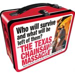 Chainsaw Massacre Lunchbox