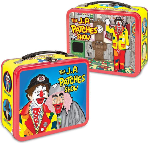 J.P. Patches Show Lunchbox (Large)