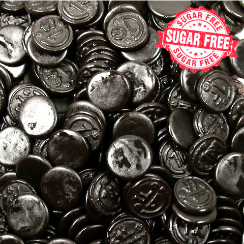 Sugar Free Salted Licorice