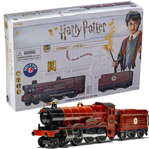 Harry Potter 37 Piece Hogwarts Express Set