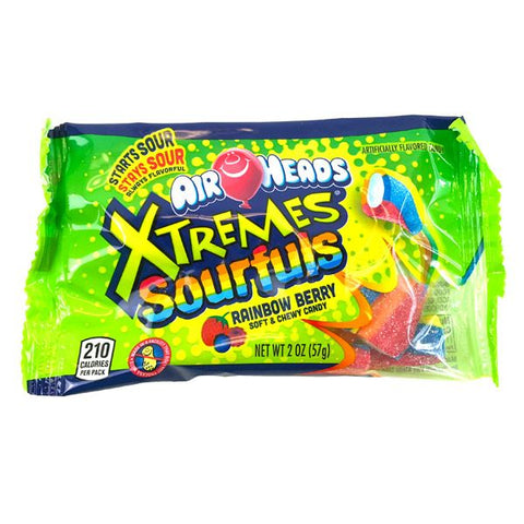 Airheads Extreme Sourfuls