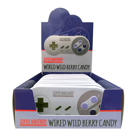 SNES Controller Wildberry Sours