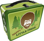 Bob Ross Happy Little Tree Lunchbox