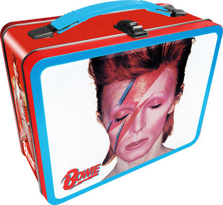 David Bowie Lunchbox