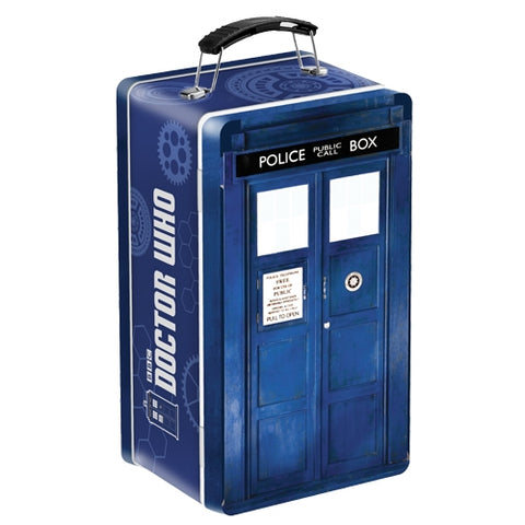 Dr. Who Tardis Lunchbox