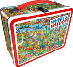 Where's Waldo Dinosaur Lunchbox