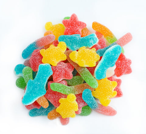 Sour Sea Creatures