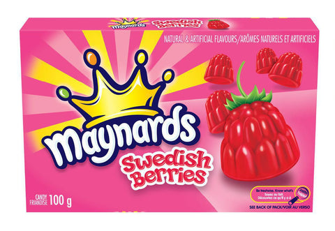 Swedish Berries