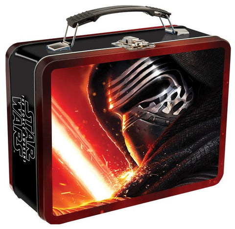 Star Wars The Force Awakens Lunchbox (Large)