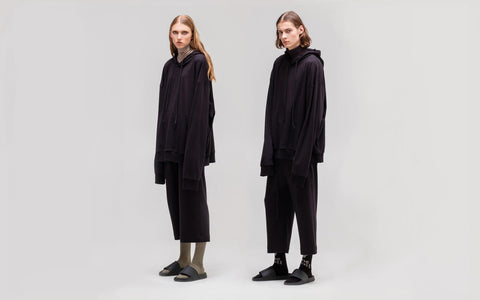 Clothing - Shadow Man SS21