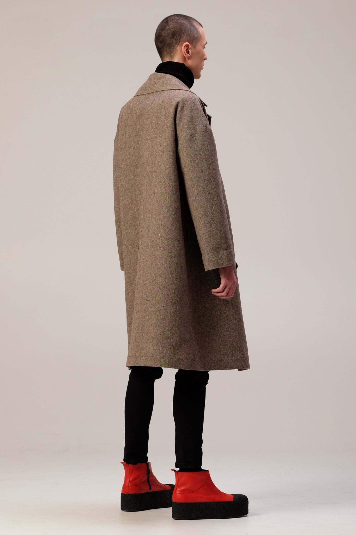 unisex CAREER coat
