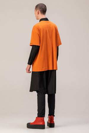 ROUTINE T-Shirt ORANGE - One Wolf