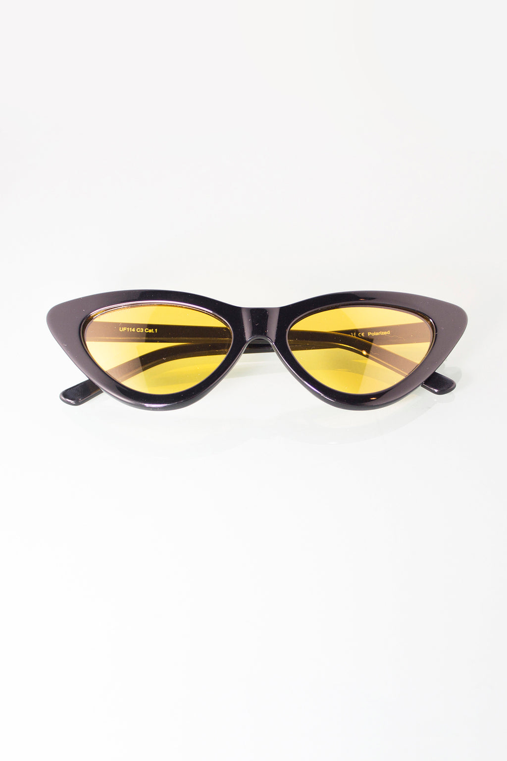 Sunglasses DANDELION BLACK - One Wolf