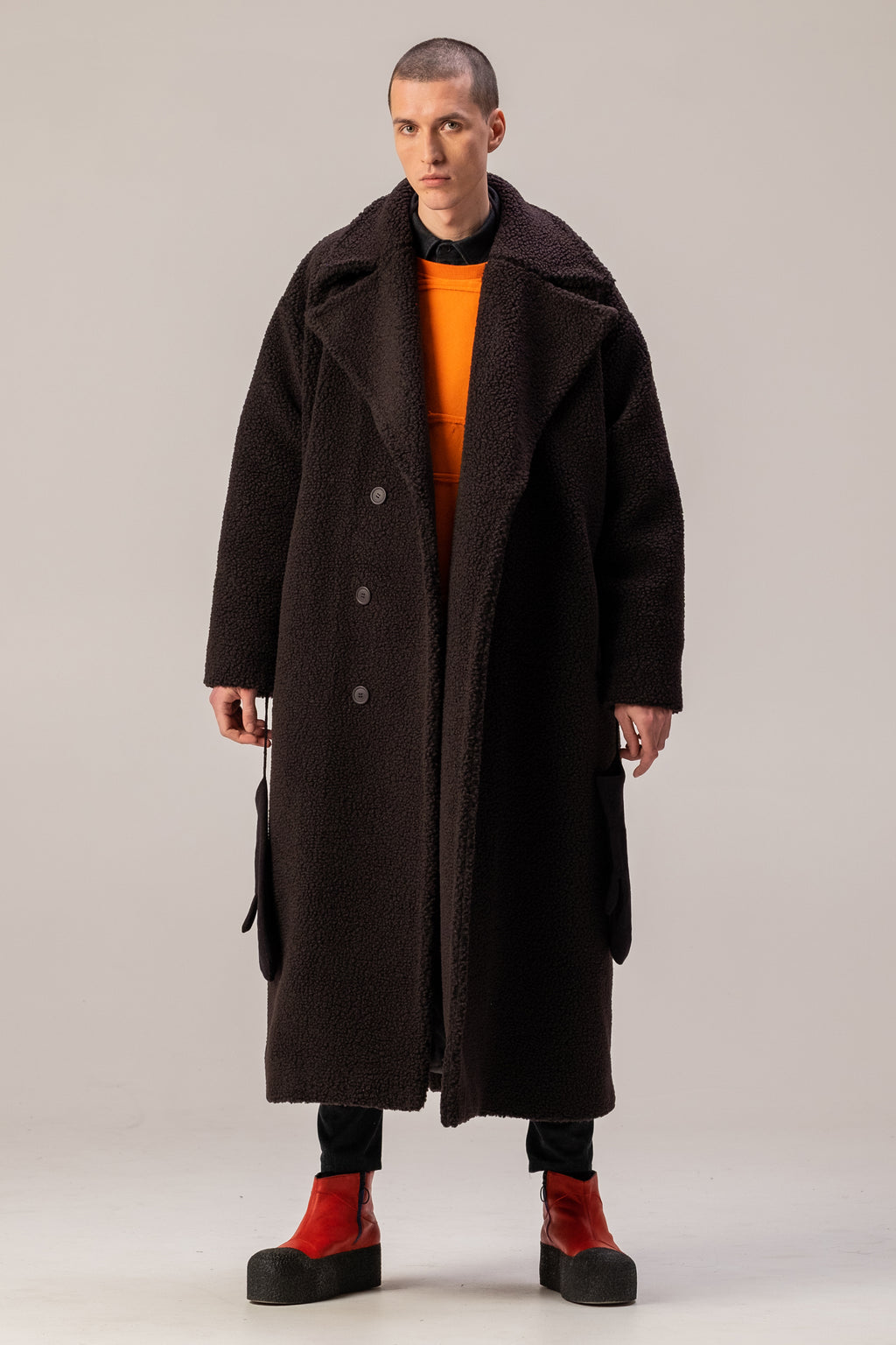 CITY MONK coat