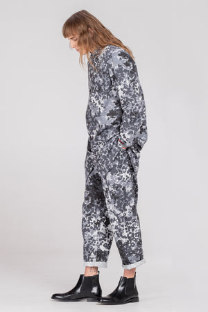 NORMAL CAMOUFLAGE pants - One Wolf
