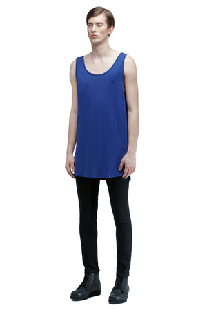 UNIFORM Tank Top 02 Blue - One Wolf