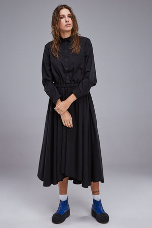 Dress PEDANT black - One Wolf