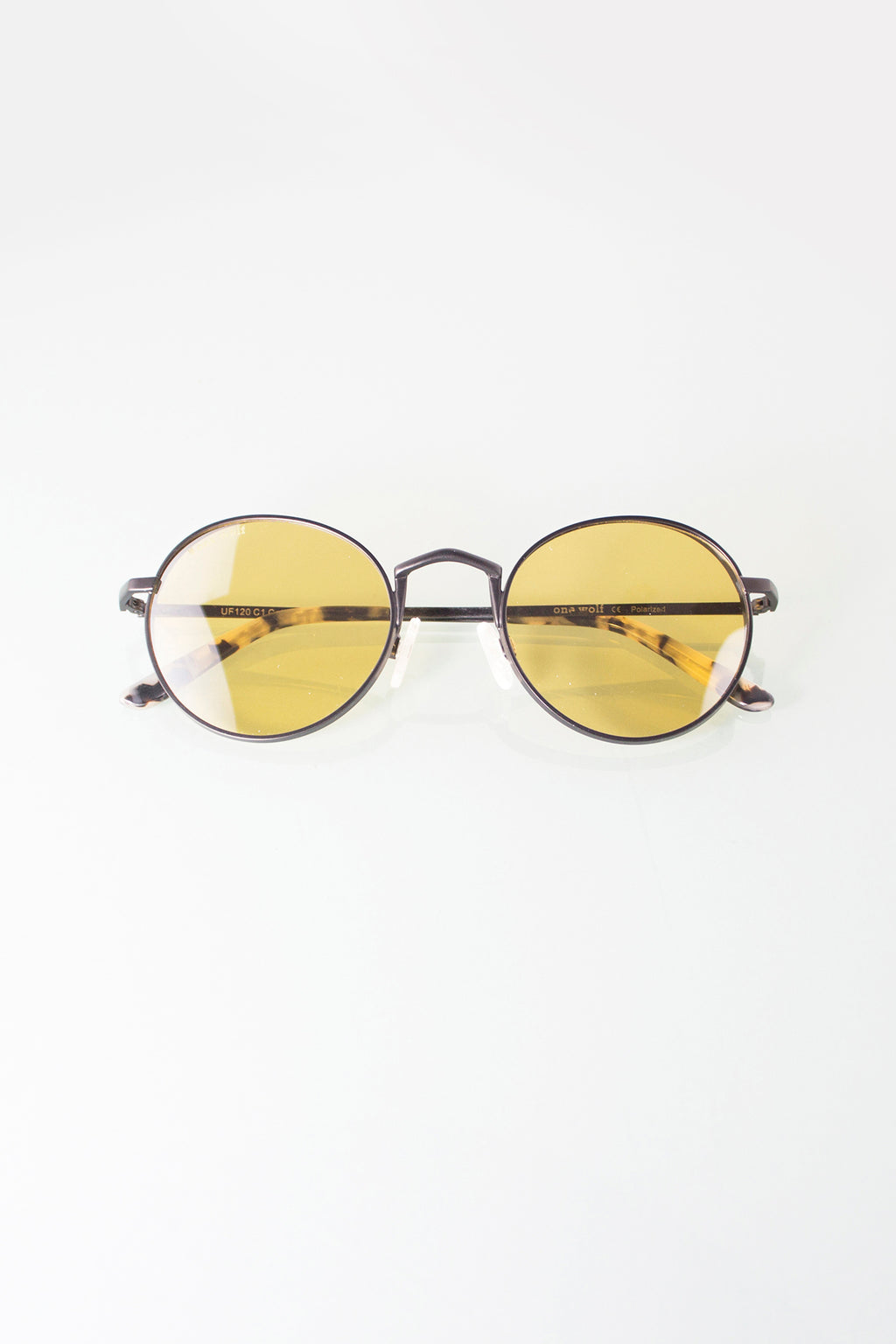 Sunglasses BLAZING YELLOW - One Wolf