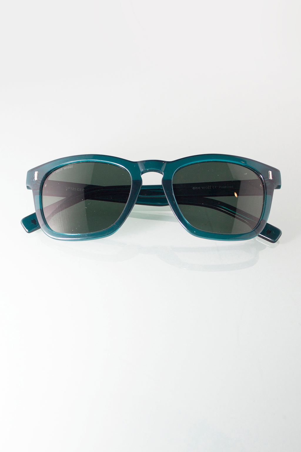 Sunglasses STORM GREEN - One Wolf