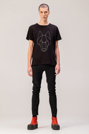 Unisex T-shirt CONTROL - One Wolf