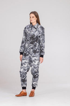 CAMOUFLAGE overall - One Wolf