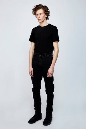 BACKYARD unisex jeans - One Wolf