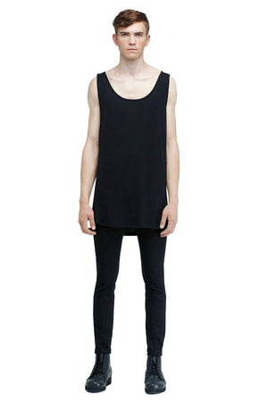 UNIFORM Tank Top 02 Black - One Wolf