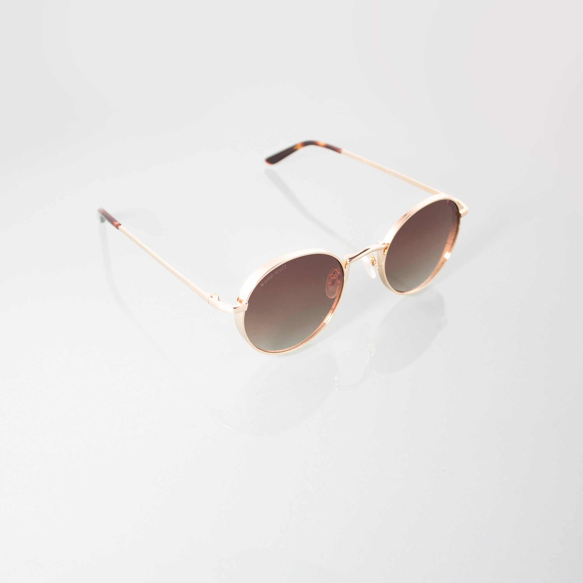 Sunglasses HARVEST GOLD - One Wolf