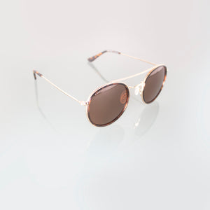 Sunglasses TOBACCO GOLD - One Wolf