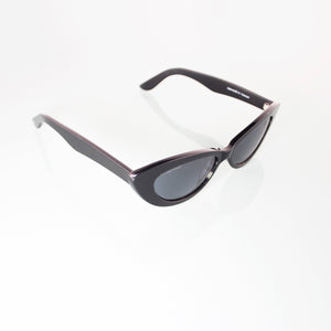 Sunglasses JET BLACK - One Wolf
