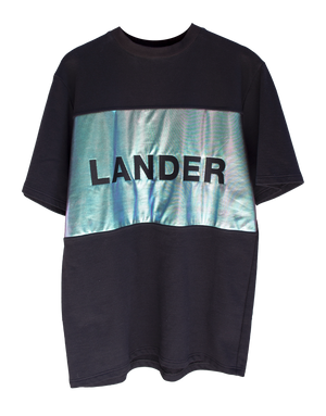 Sweatshirt LANDER black - One Wolf
