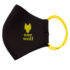 face-wear mask OUTSIDER - One Wolf
