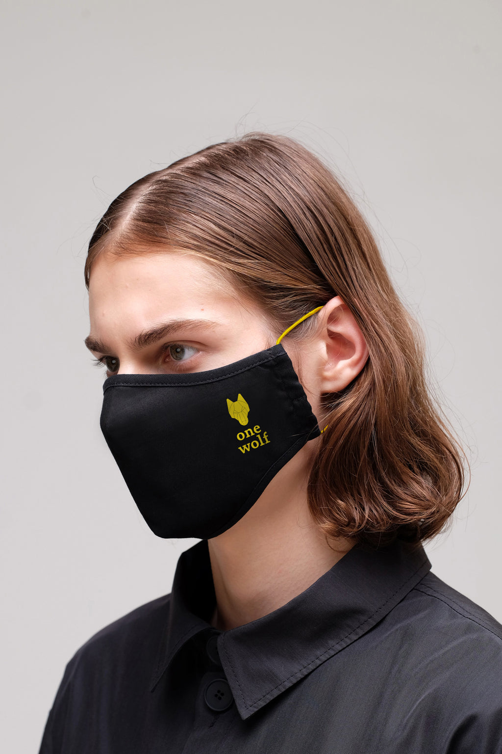 OUTSIDER LOGO face-wear mask