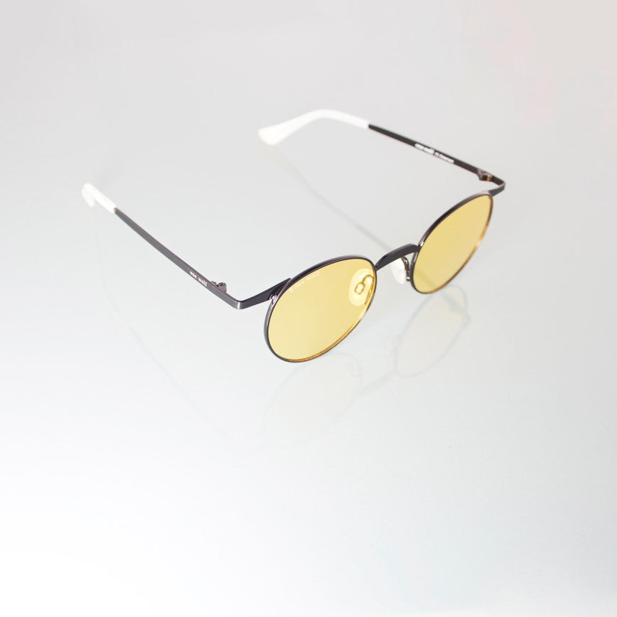 Sunglasses CYBER YELLOW - One Wolf
