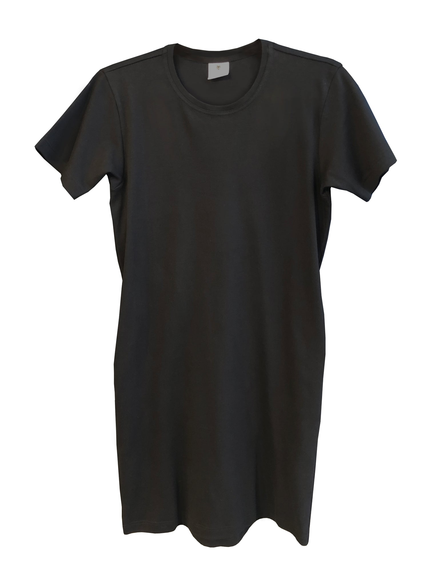PLAIN T shirt dress - One Wolf