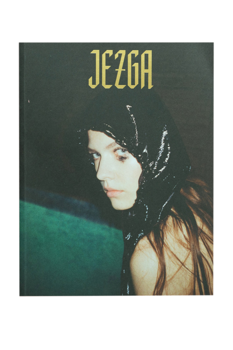 Jezga Magazine Vol.1 Cover #1 - One Wolf