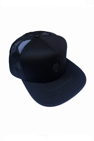 ONE WOLF SUMMER BASEBALL cap black - One Wolf