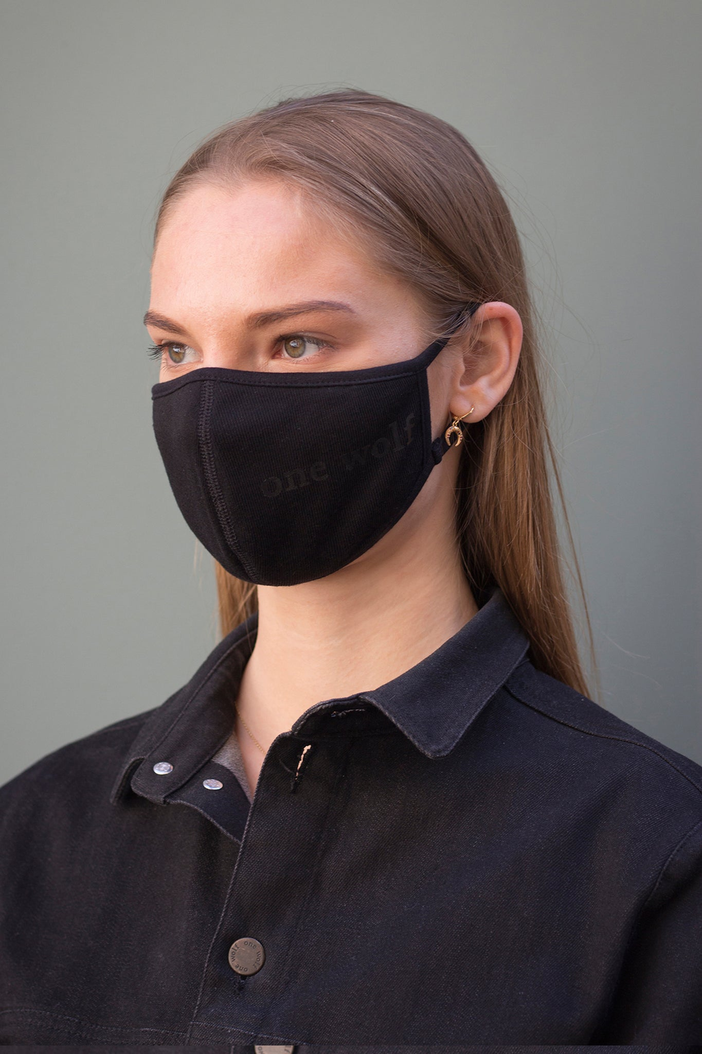 One Wolf CITY facewear mask - One Wolf
