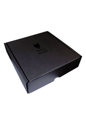 One Wolf GIFT BOX small - One Wolf
