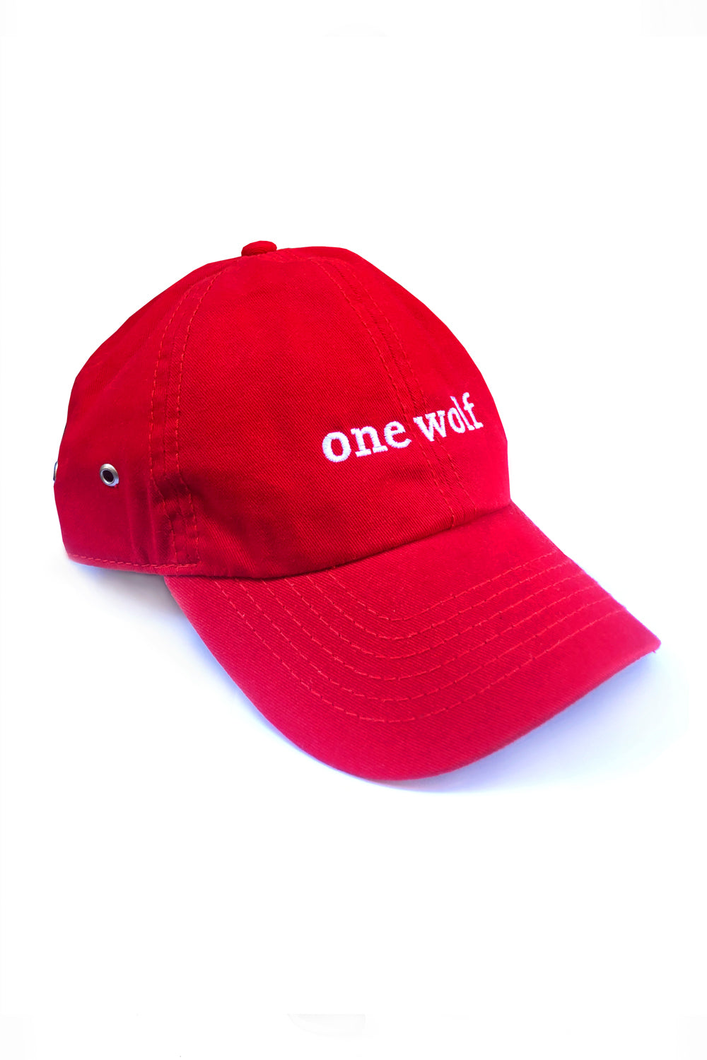 OUTSIDER Cap red - One Wolf