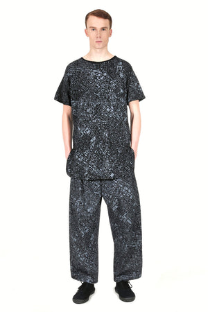 UNIFORM Pants print - One Wolf