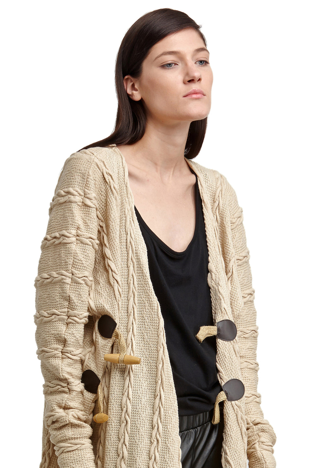 OTHERLAND Tunic Beige - One Wolf
