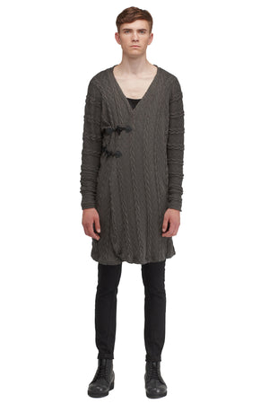 OTHERLAND Tunic Grey - One Wolf