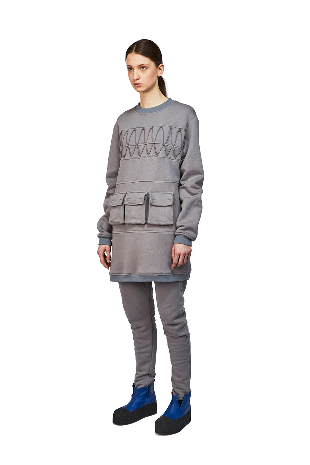 Long Unisex Sweater WONDER