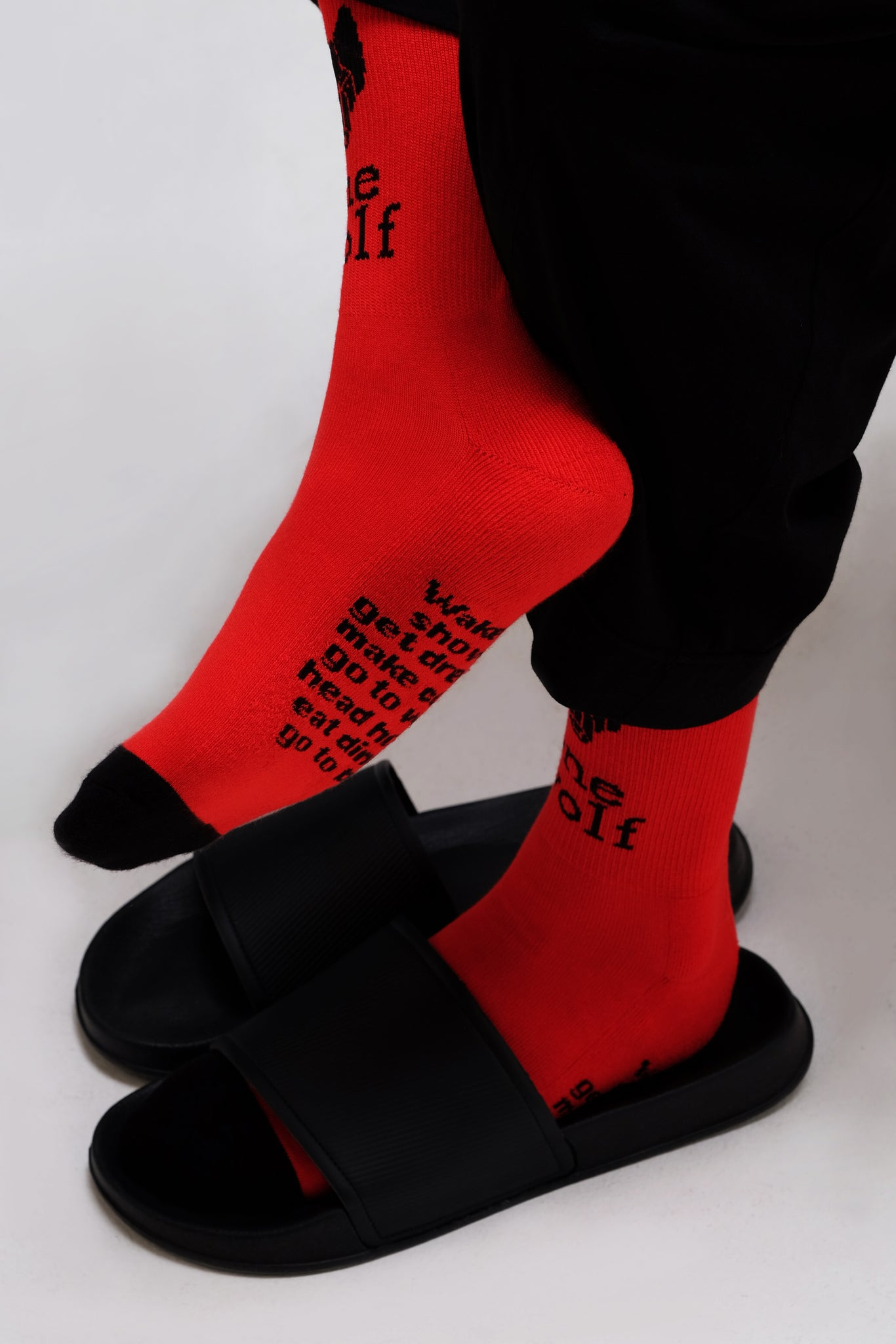 CITY MONK socks