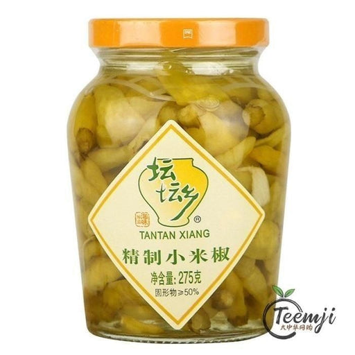 Pickled Green Chili 275G Preserved