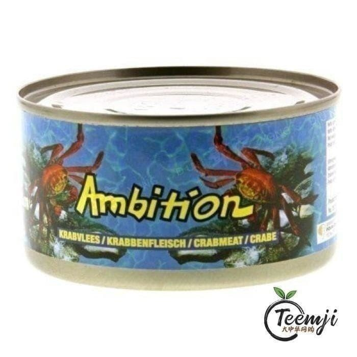 Ambition Crab Meat 170G Preserved
